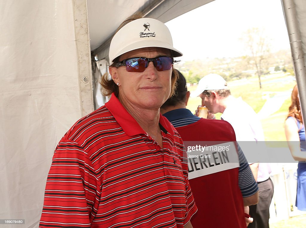 Television personality Bruce Jenner attends the Marshall Faulk Celebrity Golf Championship Presented by GREY GOOSE held at La Costa Resort & Spa on May 19, 2013 in Carlsbad, California.