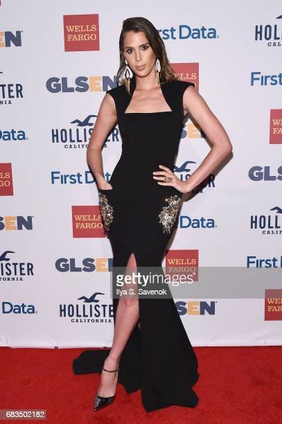 92d53a8ae747 Television personality Carmen Carrera attends 2017 GLSEN Respect Awards on  May 15 2017 in New York