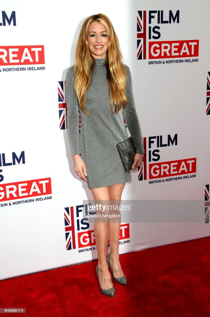 The GREAT Film Reception To Honor The British Nominees Of The 89th Annual Academy Awards