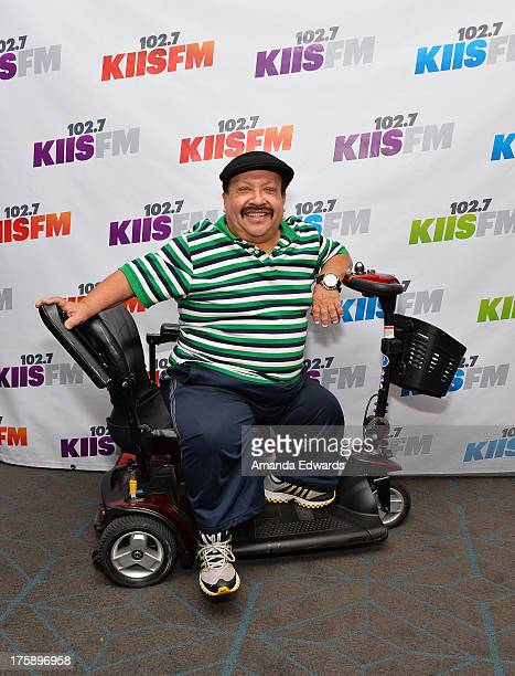 Television personality Chuy Bravo arrives at the 102.7 KIIS FM Teen Choice Awards Pre-Party at W Los Angeles - Westwood on August 9, 2013 in Los...