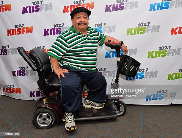 Television personality Chuy Bravo arrives at the 1027 KIIS FM Teen Choice Awards PreParty at W Los Angeles Westwood on August 9 2013 in Los Angeles...