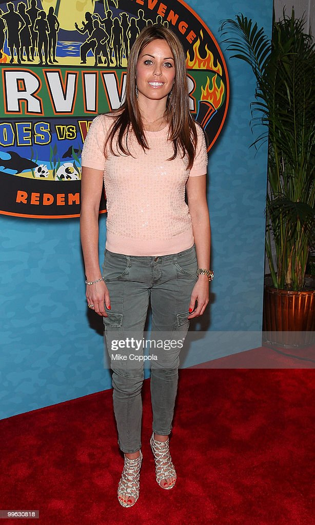 Television Personality Danielle DiLorenzo Attends The Survivor Heroes Vs Villains Finale Reunion Show