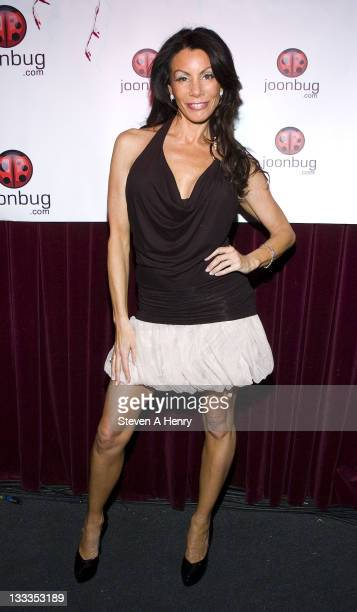 Television personality Danielle Staub attends the New Year's Eve 2010 celebration at the China Club on December 31 2009 in New York City