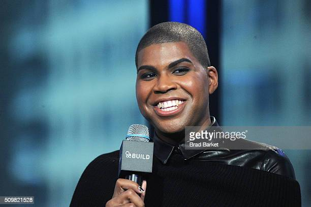 Television Personality EJ Johnson attends the AOL Build Speaker Series EJ Johnson Rich Kids of Beverly Hills at AOL Studios In New York on February...