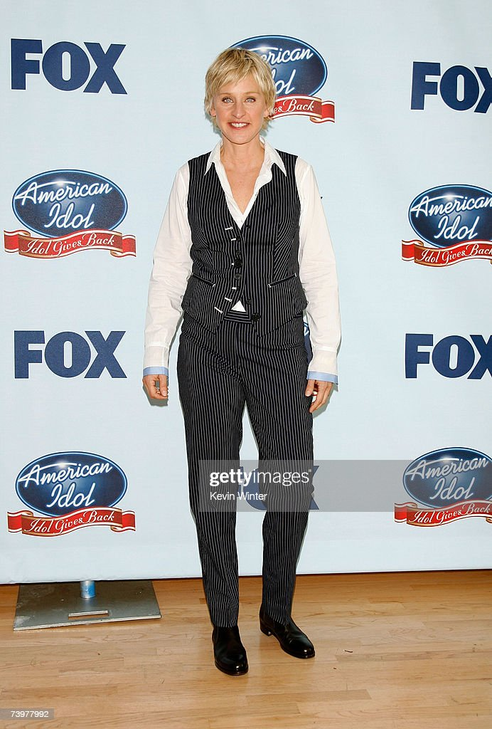 American Idols Gives Back - Press Room