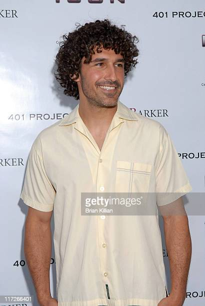Television personality Ethan Zohn attends the opening of the exhibition A Sealed Fate at 401 Projects July 24, 2008 in New York City.