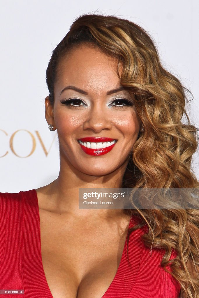 Television personality Evelyn Lozada attends the celebration of Latina Magazine's 15th anniversary at The Globe Theatre on October 5, 2011 in Universal City, California.