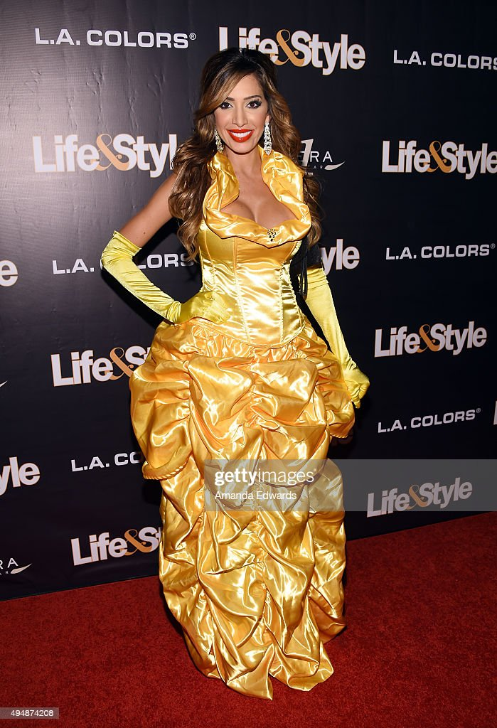 """Life & Style Weekly's """"Eye Candy"""" Halloween Bash Hosted By LeAnn Rimes - Arrivals"""