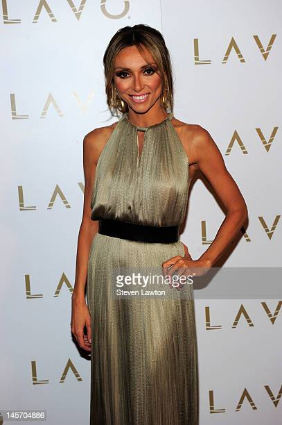 Television personality Giuliana Rancic arrives to host Miss USA Pageant after party at Lavo on June 3, 2012 in Las Vegas, Nevada.
