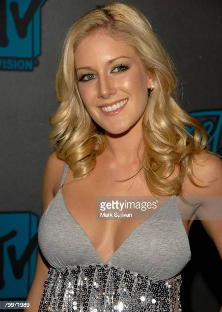 Television personality Heidi Montag arrives at The Hills Season Finale Event held in West Hollywood California on December 10 2007