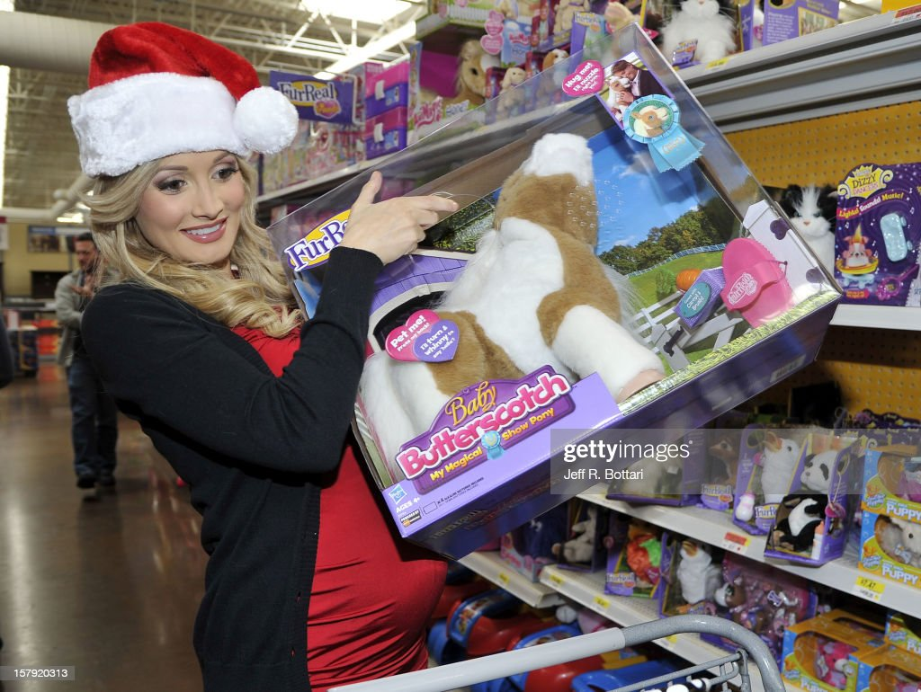 Las Vegas Toys For Tots : Toy drive shopping at wal mart las vegas photos and images getty