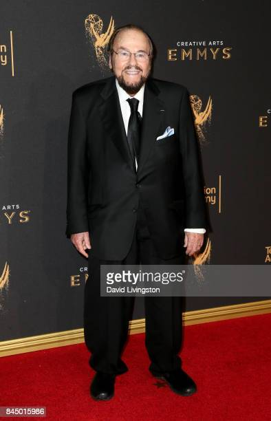 Television personality James Lipton attends the 2017 Creative Arts Emmy Awards at Microsoft Theater on September 9 2017 in Los Angeles California