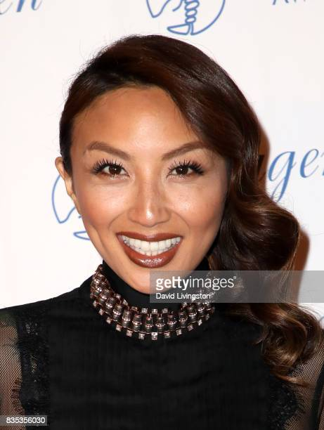 Television personality Jeannie Mai attends the 32nd Annual Imagen Awards at the Beverly Wilshire Four Seasons Hotel on August 18 2017 in Beverly...