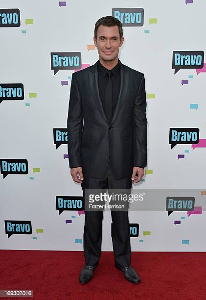 Television Personality Jeff Lewis arrives at Bravo Media's 2013 For Your Consideration Emmy Event at Leonard H Goldenson Theatre on May 22 2013 in...