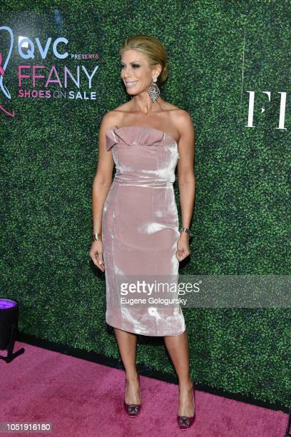 d0ce135e60d2cd Television personality Jill Martin attends the 25th Annual QVC  FFANY Shoes  on Sale  Gala