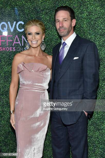 Television personality Jill Martin attends the 25th Annual QVC FFANY Shoes on Sale Gala at The Ziegfeld Ballroom on October 11 2018 in New York City