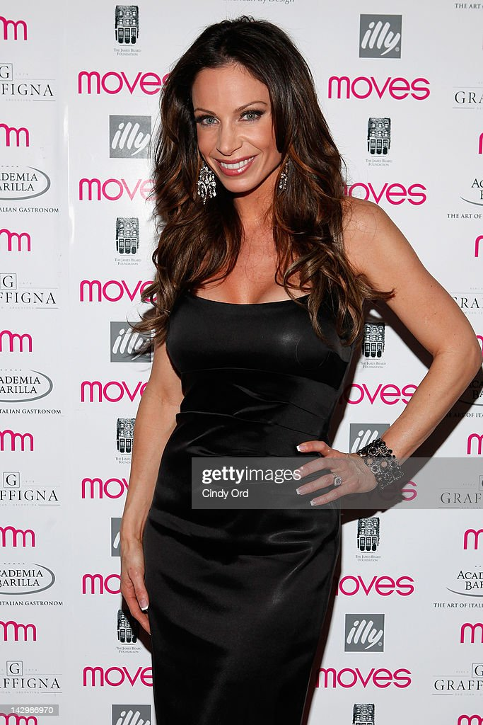 Moves' 2012 Spring Fashion Issue Event And Personal Chef 5 : News Photo