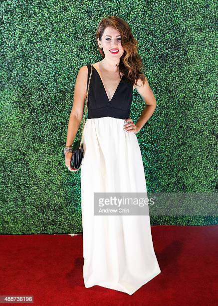 Television Personality Jillian Harris attends Nordstrom Vancouver Store Opening Gala Red Carpet at Vancouver Art Gallery on September 16, 2015 in...