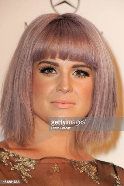 Television personality Kelly Osbourne arrives at The Art of Elysium's 7th Annual HEAVEN Gala presented by Mercedes-Benz at Skirball Cultural Center...