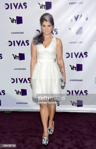 Television personality Kelly Osbourne attends VH1 Divas 2012 at The Shrine Auditorium on December 16 2012 in Los Angeles California