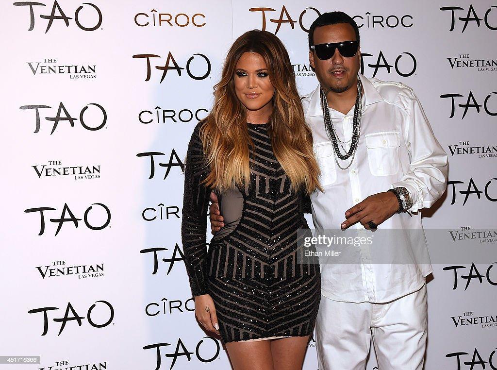 Khloe Kardashian Celebrates 30th Birthday At Tao Nightclub : News Photo