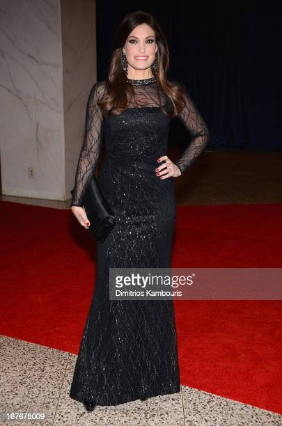 Television personality Kimberly Guilfoyle attends the White House Correspondents' Association Dinner at the Washington Hilton on April 27 2013 in...