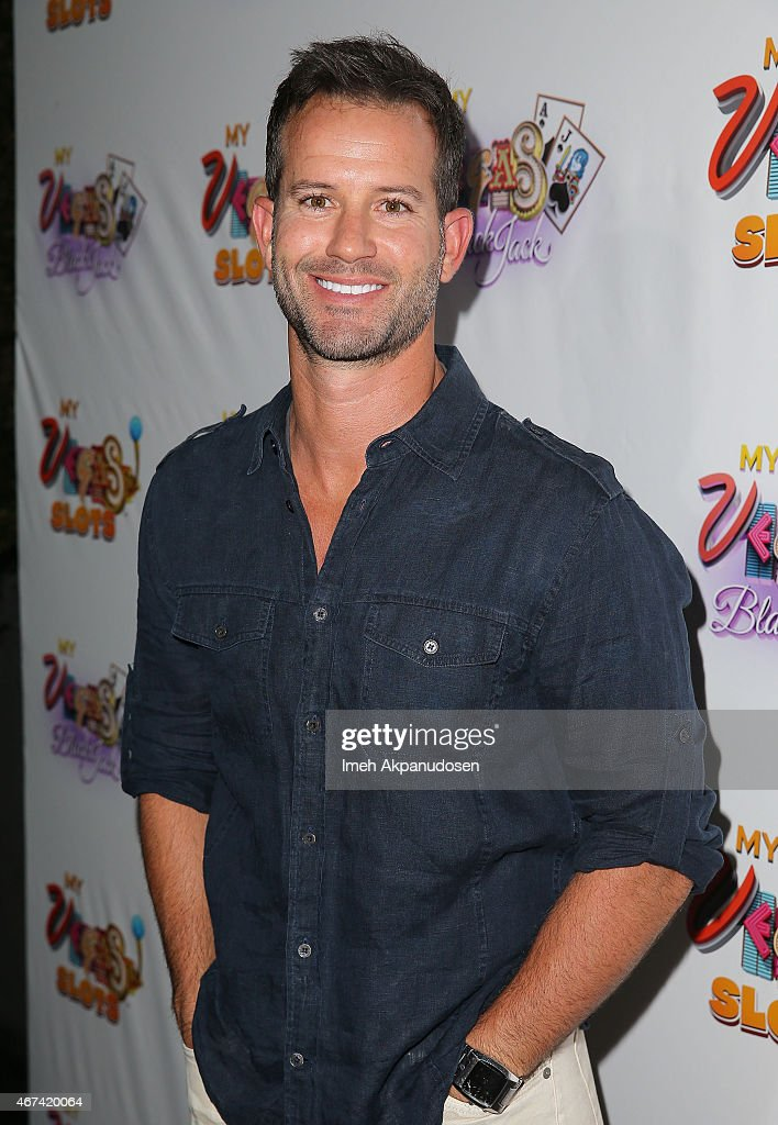Television Personality Kiptyn Locke Attends The MyVegas Las Vegas Extravaganza Hosted By Cast Members Of
