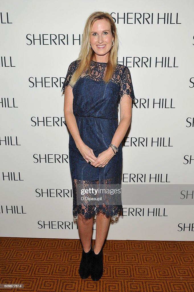Sherri Hill - Backstage - Fall 2016 New York Fashion Week: The Shows