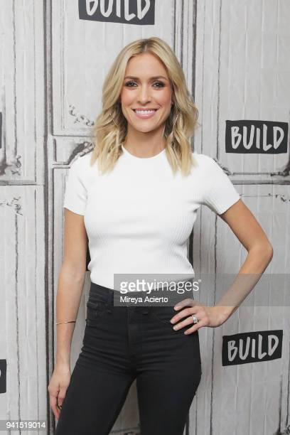Television personality Kristin Cavallari visits BUILD to discuss her book True Roots A Mindful Kitchen with More Than 100 Recipes Free of Gluten...