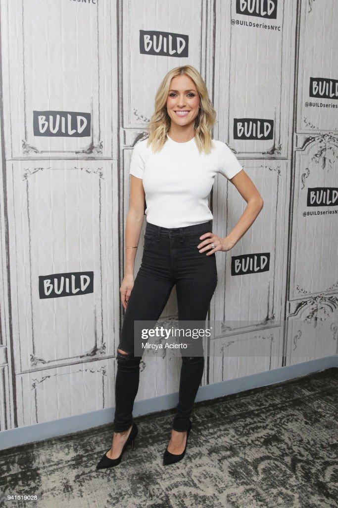 Celebrities Visit Build - April 3, 2018 : News Photo
