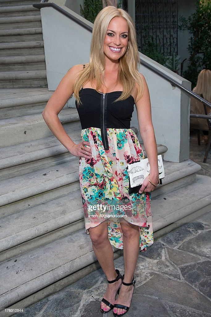 Television personality Kyle Keller attends the screening of VH1's 'Tough Love' at The Parlor on August 28, 2013 in West Hollywood, California.