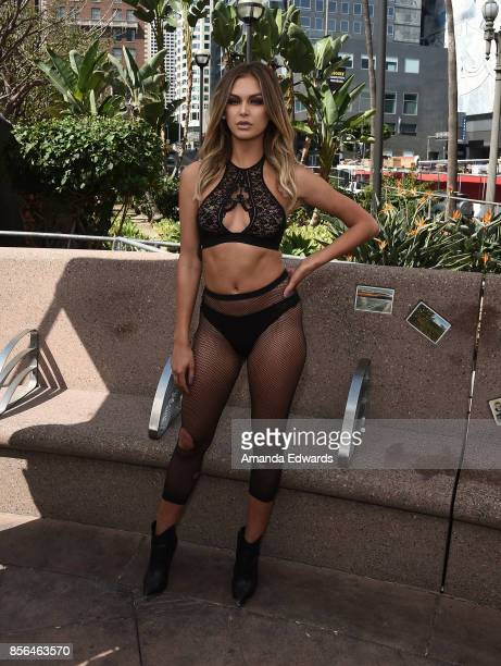 Television personality Lala Kent attends the 3rd Annual Amber Rose SlutWalk on October 1 2017 in Los Angeles California