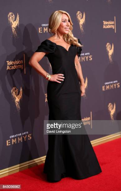 Television personality Lori Greiner attends the 2017 Creative Arts Emmy Awards at Microsoft Theater on September 9 2017 in Los Angeles California