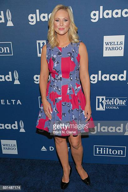 Television personality Margaret Hoover attends the 27th Annual GLAAD Media Awards held at The Waldorf=Astoria on May 14 2016 in New York City