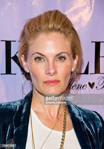 Television personality Marisa Zanuck arrives at the Kyle By Alene Too Beverly Hills Boutique PreOpening Party at Kyle by Alene Too on October 11 2012...