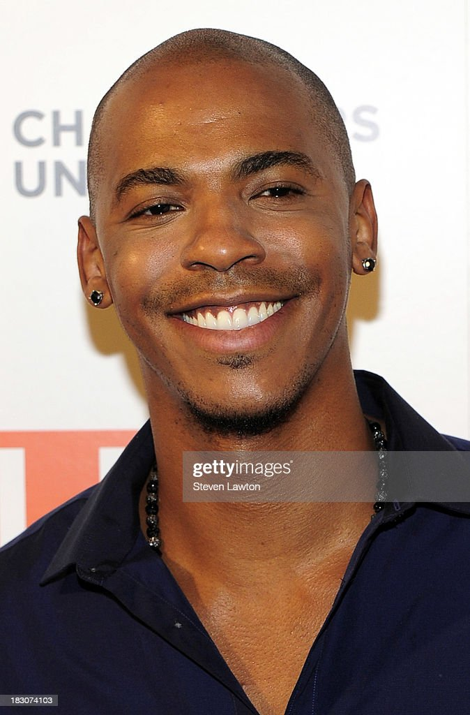 Television personality Mehcad Brooks arrives at 'UniteLIVE: The Concert to Rock Out Bullying' at the Thomas & Mack Center on October 3, 2013 in Las Vegas, Nevada.