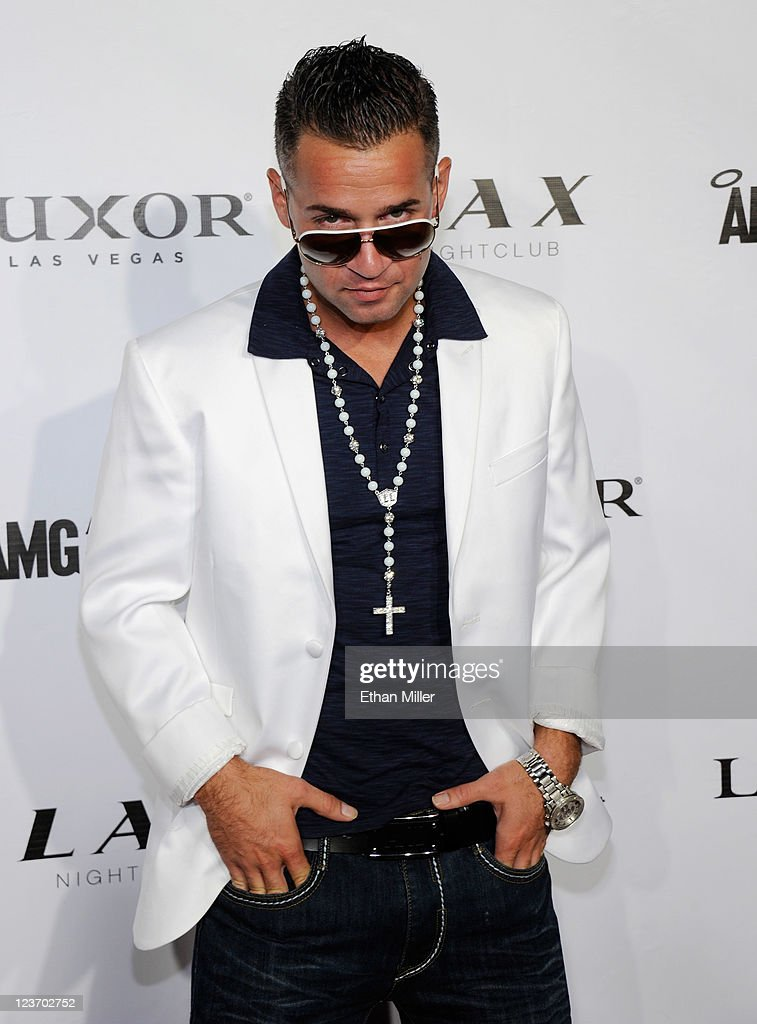 "Mike ""The Situation"" Sorrentino From ""Jersey Shore"" Celebrates Labor Day Weekend At LAX Nightclub"
