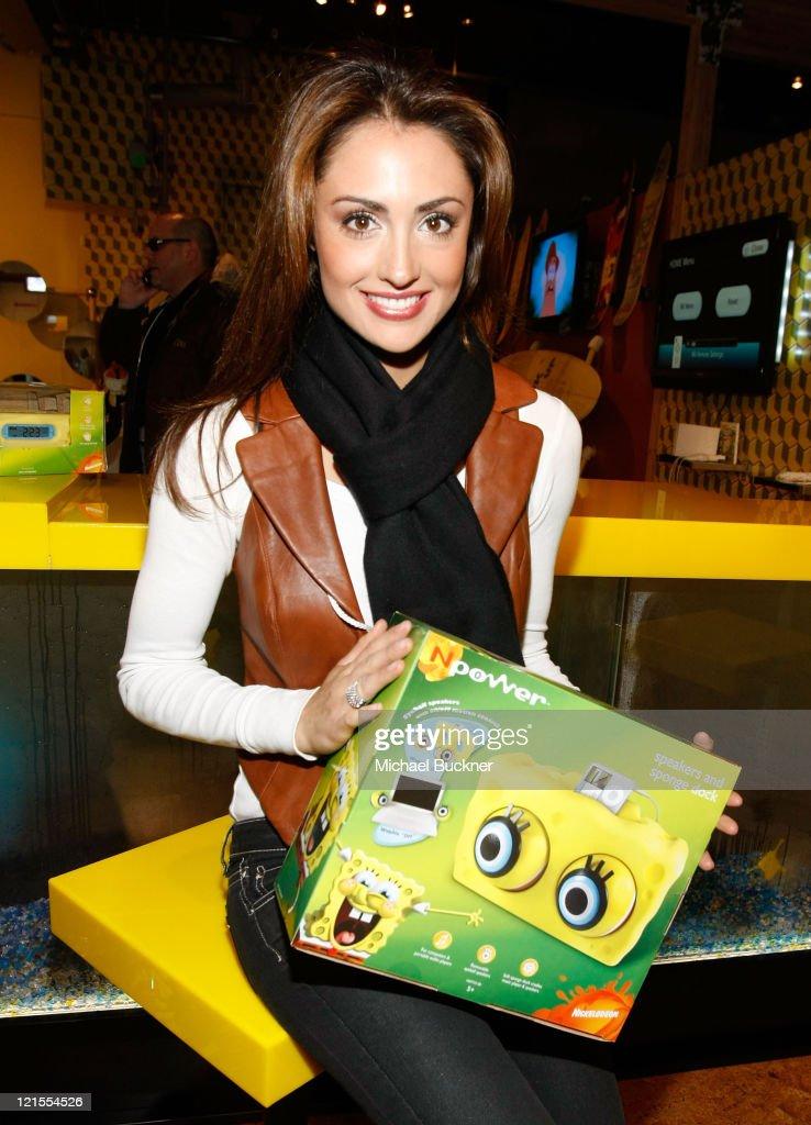 2009 Park City - Nickelodeon at Village At The Yard - Day 1 : News Photo