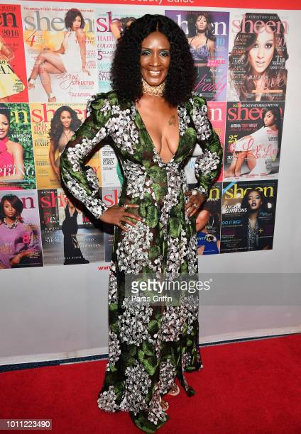 Television personality Momma Dee attends 2018 Bronner Brothers International Beauty Show at Georgia World Congress Center on August 4 2018 in Atlanta...