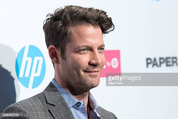 Television Personality Nate Berkus attends the Paper Magazine New Technology Launch at Center 545 on October 29 2014 in New York City
