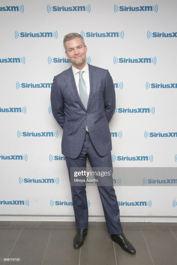 Celebrities Visit SiriusXM - April 19, 2018