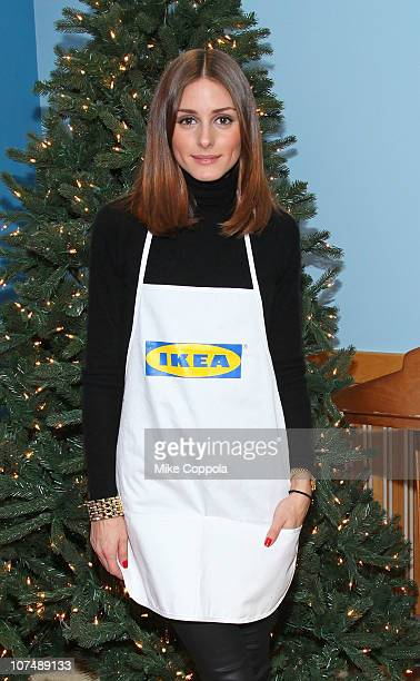 Television personality Olivia Palermo attends the New Yorkers for Children event at the ACS Children's Center on December 9 2010 in New York City