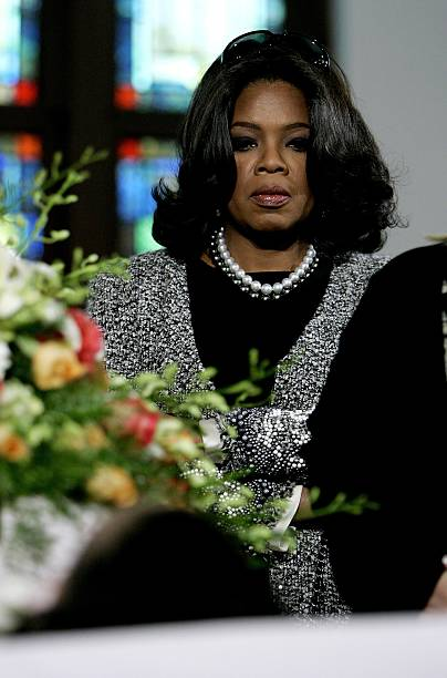 Viewing Held For Coretta Scott King At Ebeneezer Church