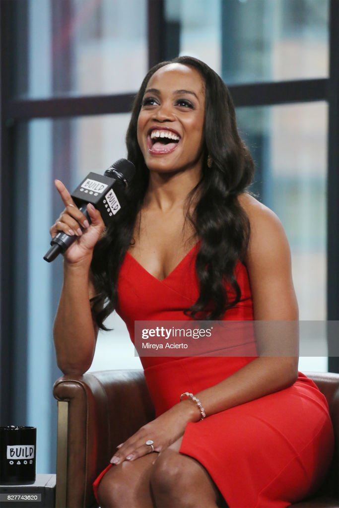 Television Personality Rachel Lindsay Visits Build To Discuss Her Show The Bachelorette