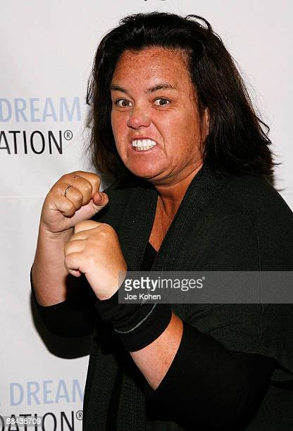 Television personality Rosie O'Donnell attends the 2009 I Have a Dream Foundation spring gala at 583 Park Avenue June 11, 2009 in New York City.