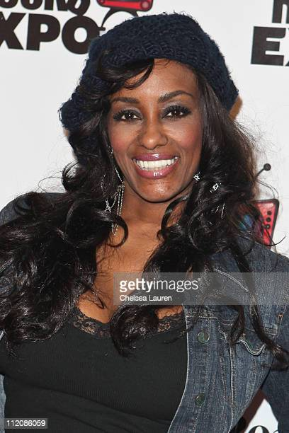 Television personality Saaphyri Windsor arrives at the 2011 Reality Rocks Awards at Los Angeles Convention Center on April 10 2011 in Los Angeles...