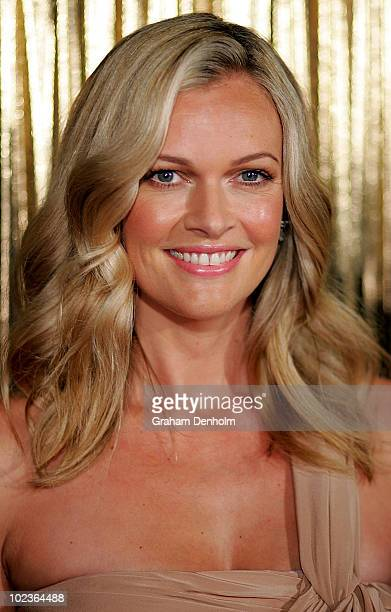 Television personality Sarah Murdoch arrives at the 8th annual ASTRA Awards at the State Theatre on June 24 2010 in Sydney Australia The awards named...