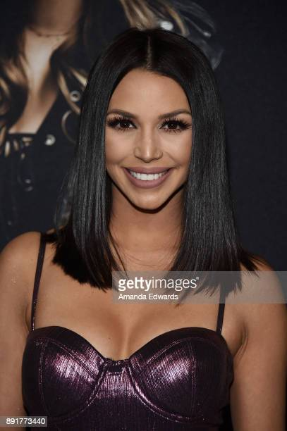 Television personality Scheana Shay arrives at the premiere of Universal Pictures' 'Pitch Perfect 3' on December 12 2017 in Hollywood California