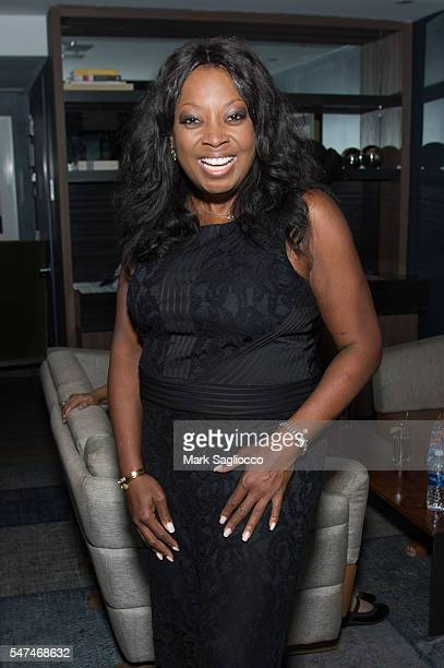 Television Personality Star Jones attends the 'Motown The Musical' Returns To Broadway at Nederlander Theatre on July 14 2016 in New York City