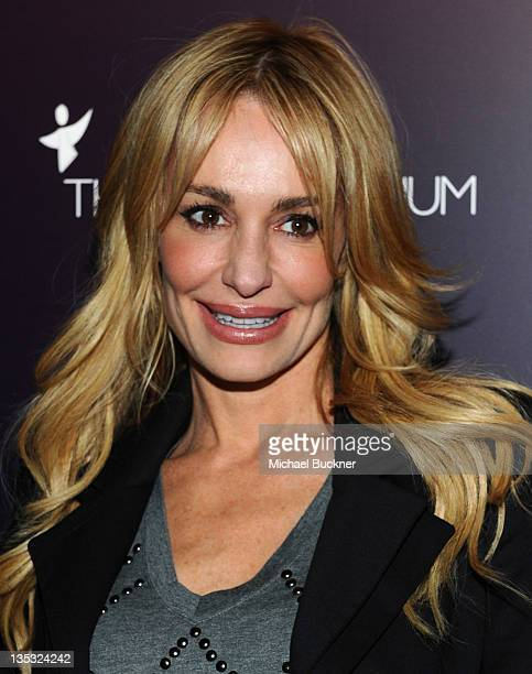 Television personality Taylor Armstrong attends the Hale Bob Flagship Store Opening hosted by Elle Magazine benefitting Art of Elysium on Robertson...